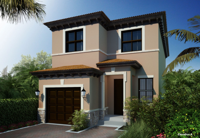 New Homes West Ft Lauderdale Florida 55