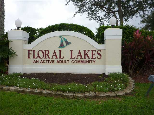 Floral Lakes is a popular active adult community located in Delray Beach,  Florida. This friendly, gated community is comprised of 589 villa-styled,  ...